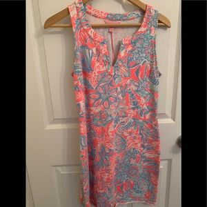 Great condition Lilly Pulitzer terry cloth dress